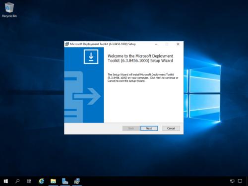Netzwerkinstallation mit dem Microsoft Deployment Toolkit – Teil 1: Hinweise, Vorbereitung und Einrichtung